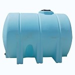 1325 Gallon Horizontal Leg Tank HEAVY WEIGHT