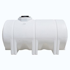 725 Gallon Horizontal Leg Tank