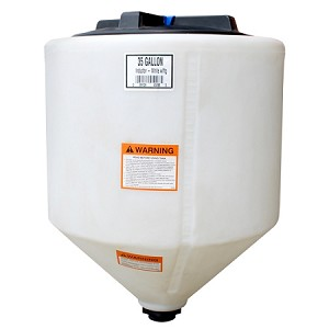 35 Gallon Inductor Tank